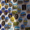 Tourism Magnets by David Buffington