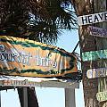 Tourist Info by Deborah Hughes