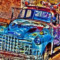 Tow Truck by Jon Berghoff