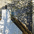 Tower And Thatch by Cheri Randolph