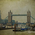 Tower Bridge. by Clare Bambers