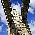 Tower Bridge In London by Elena Elisseeva