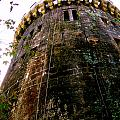 Tower Butron Castle by Iris Vanessa Hood