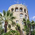Tower In Puerto Banus by Artur Bogacki