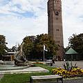 Tower Trelleborg by Falko Follert