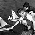 Toy Boats by Harry Todd