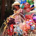 Toy Vender In San Jose Del Cabo Mexico by Roupen  Baker