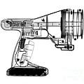 Toy Vortex Gun by Ted Kinsman