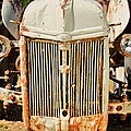 Tractor Face by Gregory Dean