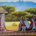 Traditional African Men by John