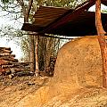 Traditional Clay Stove For Charcoal Burning by Vudhikrai Sovannakran