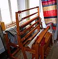 Traditional Weavers Loom by LeeAnn McLaneGoetz McLaneGoetzStudioLLCcom