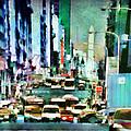 Traffic by Diane Dugas