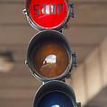 Traffic Lights by David Parker.