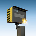 Traffic Speed Camera by Victor Habbick Visions