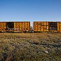 Train Cars by Eric Tadsen