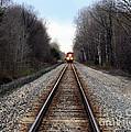 Train Head On by Ronald Grogan