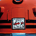 Train Western Pacific by Garry Gay