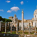 Trajan's Market by Eric Tressler