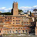 Trajan's Market  by Fabrizio Troiani