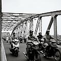 Trang Tien Bridge Hue by Shaun Higson