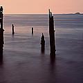 Tranquil Sea by David Pringle