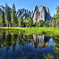 Tranquility In Yosemite by Mimi Ditchie Photography