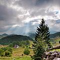 Transylvania Landscape - Romania by Mircea Costina Photography
