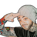 Travie Mccoy by Carlos Velasquez Art