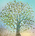 Tree In Autumn by Gina Lee Manley