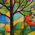Tree Of Life by Peggy Davis
