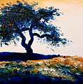 Tree Study 4 by Theresa Crawford