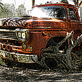 Tree Truck by Peter Chilelli