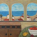 Tres Ventanas by Trish Toro