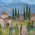 Tres Visitas En Segovia by Trish Toro