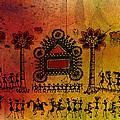 Tribal Gathering by Subhash Limaye