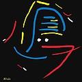 Tribal Mask by Alec Drake