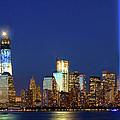 Tribute Of Lights Nyc 2012 by Regina Geoghan