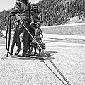 Tribute To The Mining Family - Wallace Idaho by Daniel Hagerman