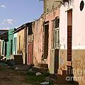 Trinidad Cuba by Laurel Fredericks