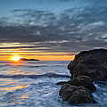 Trinidad Sunset In Autumn by Greg Nyquist