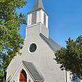 Trinity Episcopal Church I by Steven Ainsworth