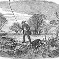 Trolling For Jack, 1850 by Granger