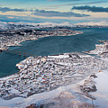 Tromso City by Coolbiere Photograph