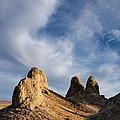 Trona Pinnacles by Vivian Christopher