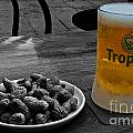 Tropical Beer by Rob Hawkins