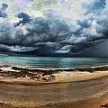 Tropical Seasonal Monsoon Rain V3 by Douglas Barnard