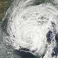 Tropical Storm Muifa Over China by Stocktrek Images