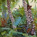 Tropical Underwood by Judith Barath