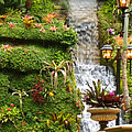 Tropical Waterfall  by Lydia Holly